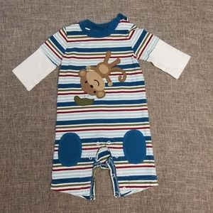 Gymboree 0-3 month boys outfit